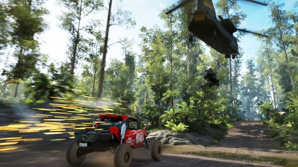 Forza Horizon 3 port review