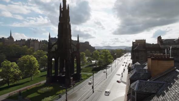 Forza Horizon 4 Edinburgh