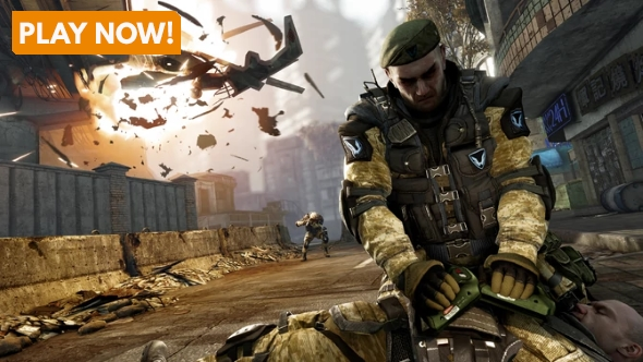 Best free PC games Warface