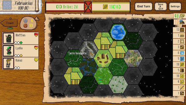 FreeHolder giveaway! Win one of 100 copies of this retro survival game!