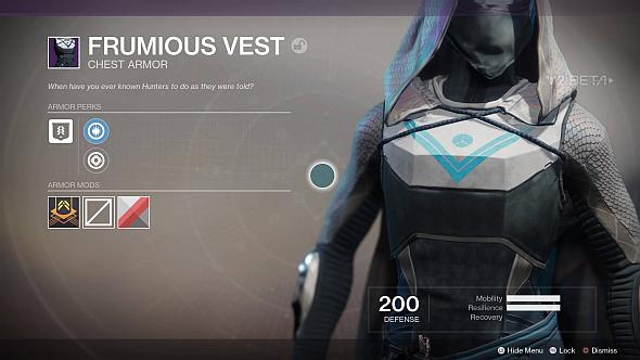 Frumious Vest