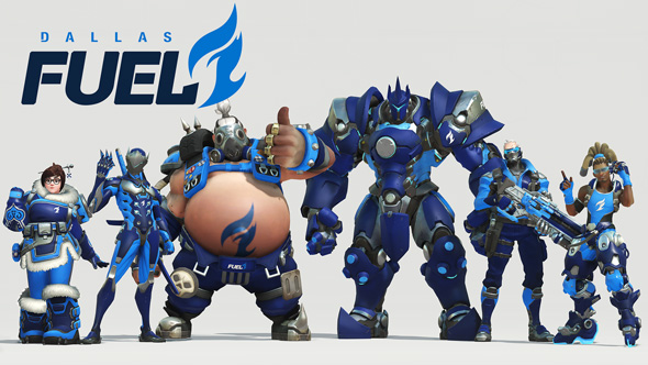 Dallas Fuel: Overwatch League's strongest Western squad