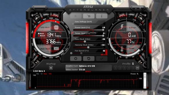 Overclock GPU and memory