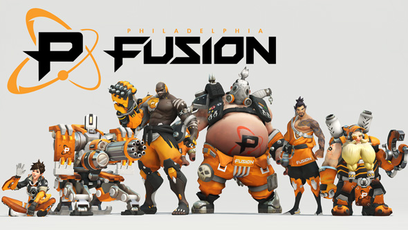 Philadelphia Fusion: Overwatch League's Comcast-sponsored team