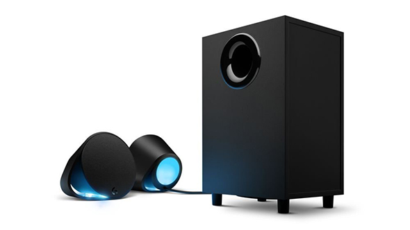 Logitech G560 speakers and subwoofer