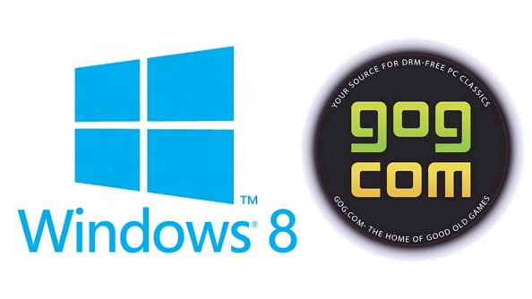 Windows 8 supports 90% of GOG's games