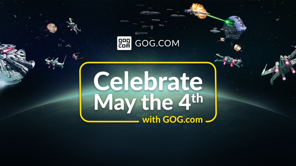 GoG Good old Games Star Wars May 4th Sale Knights of the old Republic