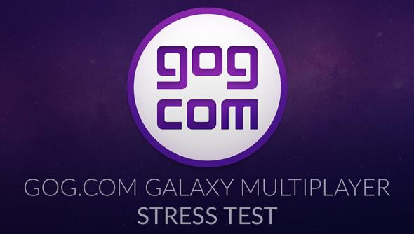 GOG multiplayer server stress test