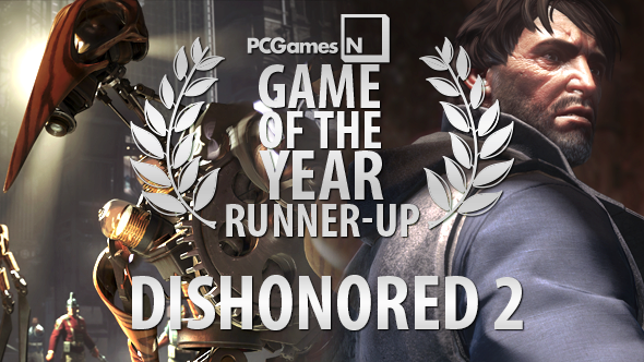 GOTY runner-up 2016 - Dishonored 2