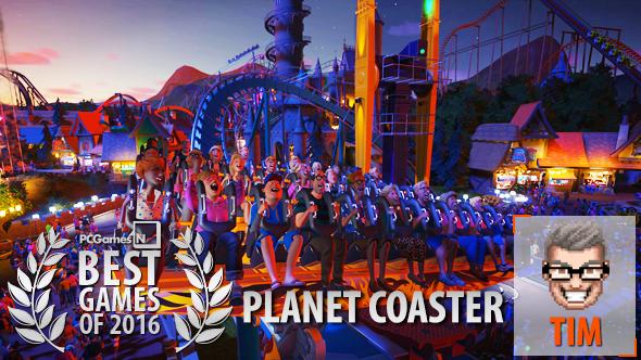 GOTY 2016 Planet Coaster