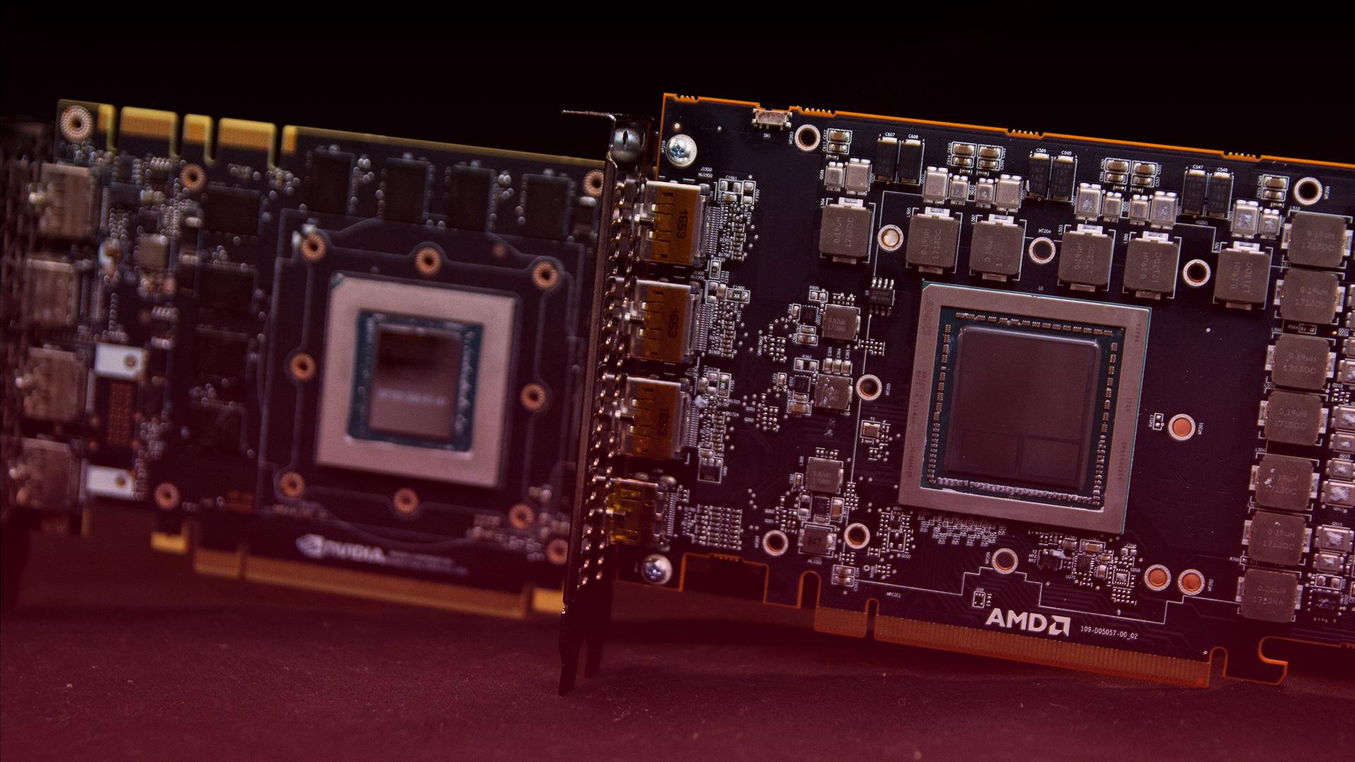 GPU teardown - GTX 1080 Ti and RX Vega 64