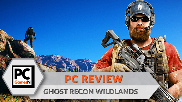 Ghost Recon Wildlands pc review
