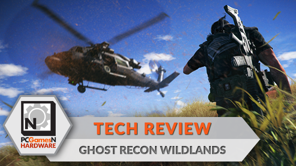 Ghost Recon Wildlands PC tech review