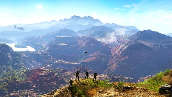 Nvidia Ghost Recon Wildlands
