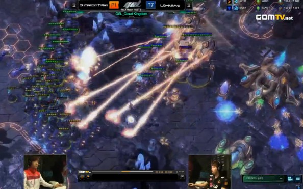 StarCraft 2's GSL Season 4 Code S semifinal recap: Rain battles Mvp, TaeJa gets a Life lesson