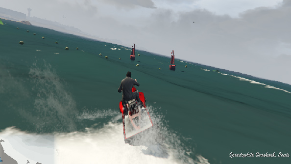 Wow! These screenshots of Grand Theft Auto V running at