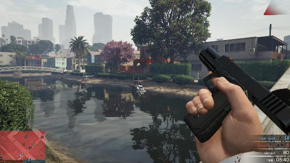 Grand Theft Auto V PC review