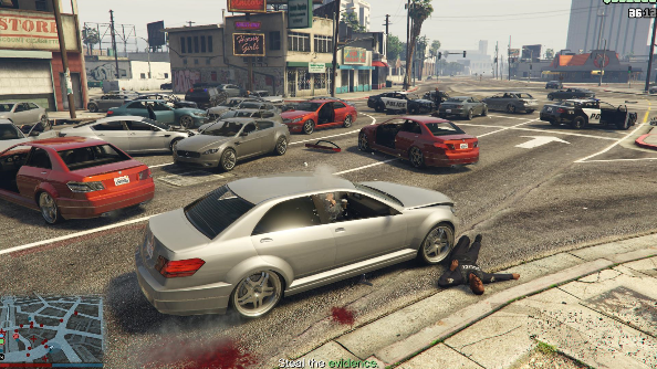 Grand Theft Auto V PC review | PCGamesN