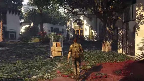 GTA 5 Last of Us