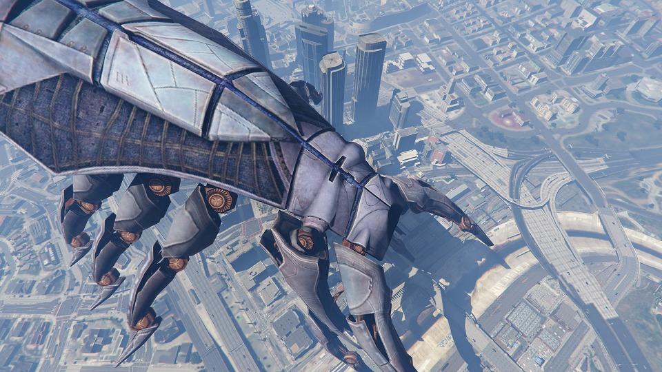 GTA 5 reaper mod