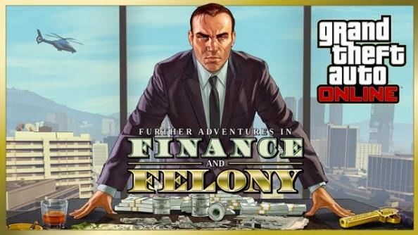 GTA Online Finance Felony