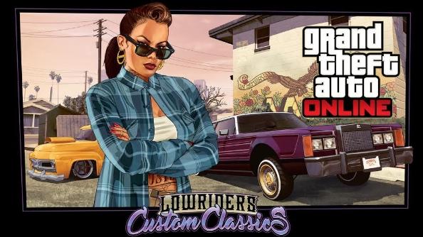 GTA Online Lowriders update