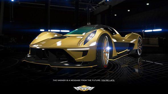 GTA Online Dewbauchee Vagner supercar