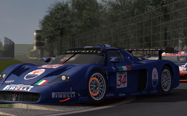 SimBin tease GTR3, the next entry in the classic GT racing series