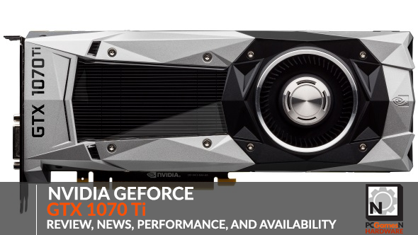 Nvidia GTX 1070 Ti review, news, performance, and availability