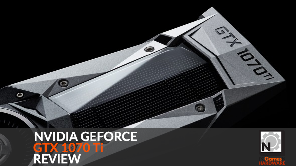 Nvidia GTX 1070 Ti Review: The final Pascal graphics card has little room to breathe