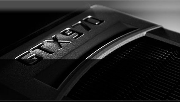 GTX 970 Nvidia GPU