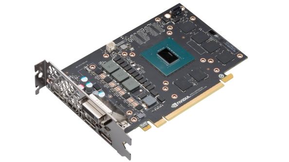 Nvidia GTX 1060 PCB