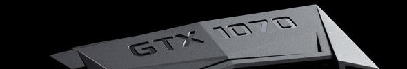 Nvidia GTX 1070 prices