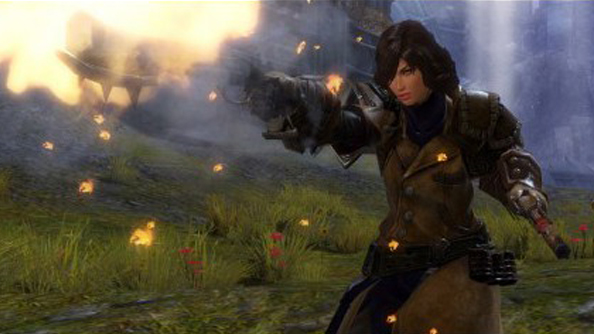 Last night's Guild Wars 2 Stress Test brought changes to the Engineer