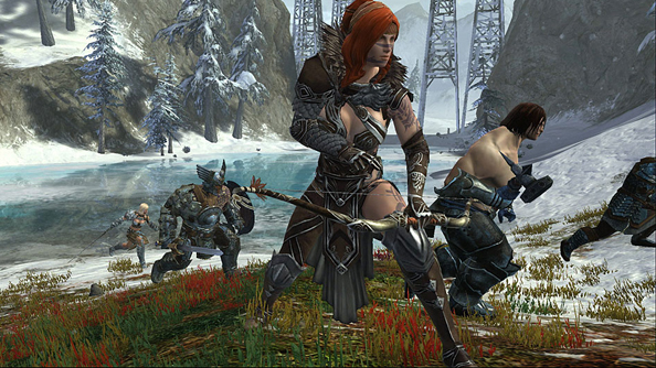"Guild Wars 2 ""Will feature consistent free content updates"""