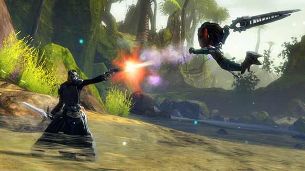 Why Guild Wars 2's levelling system is a brilliant blessing for the casual and hardcore