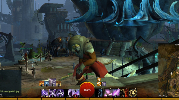 How Surfeuze got to Guild Wars 2's level cap in 32 hours