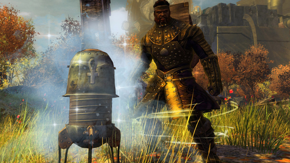 Latest Guild Wars 2 patch notes: Asurans shoot straight, Rocket Boots less hilarious