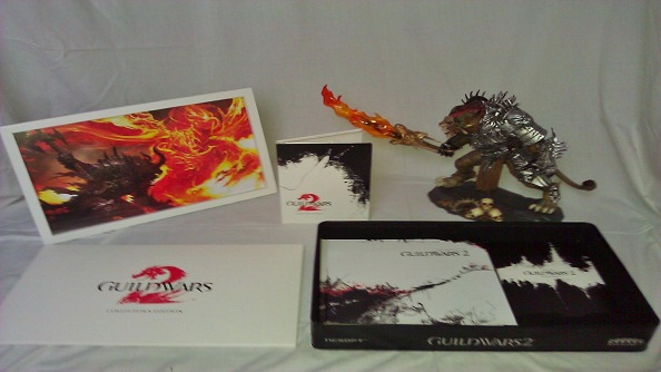 Guild Wars 2 Collectors Edition hands on