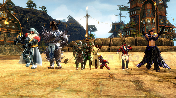Play Guild Wars 2 this weekend - 750 keys to giveaway