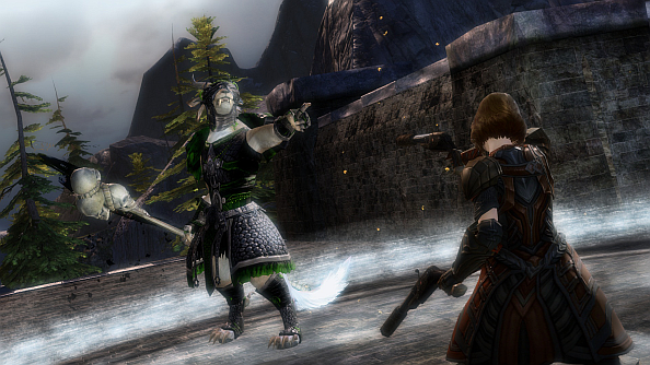Guild Wars 2 update will add custom PvP arenas and spectator mode next week