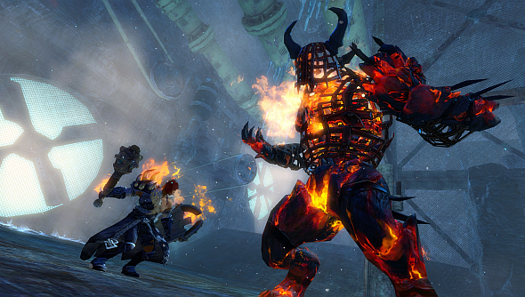 Guild Wars 2 Retribution update: Molten Weapons Facility