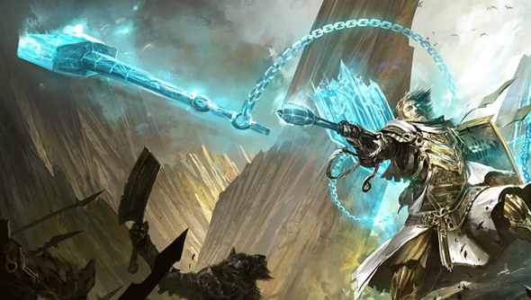 Guardian Preview: Hands on with Guild Wars 2's walking bastion