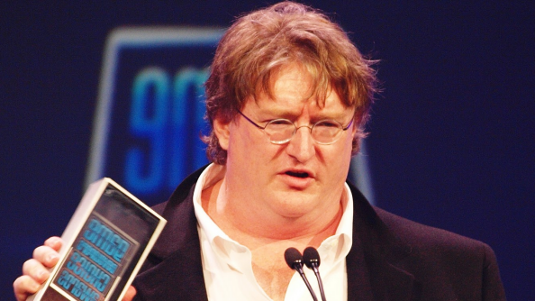 Gabe Newell to be honoured by the Academy of Interactive Arts & Sciences, will keynote at DICE 2013