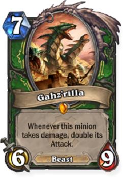 Gahz'rilla