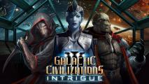 Galactic Civilzation 3 Intrigue