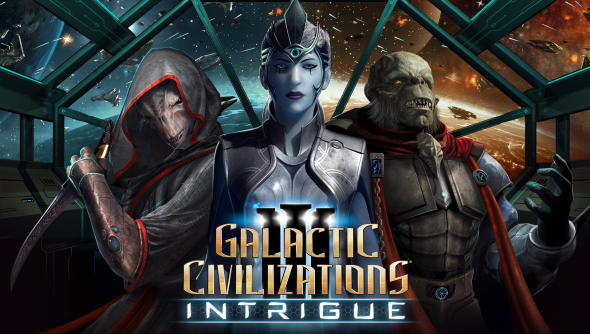 Galactic Civilzation 3 Intrigue