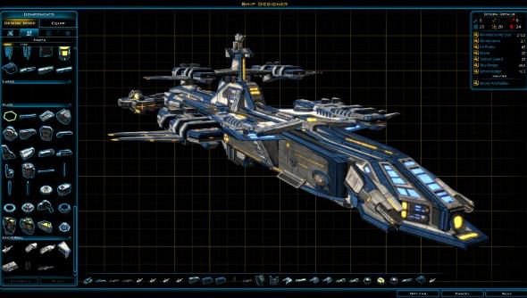 Galactic Civ3 ships