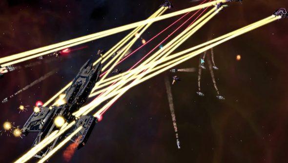 Galactic Civilizations III beta 4
