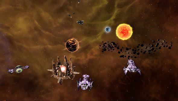 Galactic Civilizations III launch